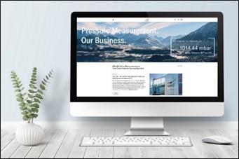 ケラー社の新ウェブサイト