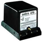 セトラ社 (Setra) 気圧計<br />圧力センサ モデル 470<br />高精度・デジタル圧力トランスデューサ