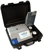 セトラ社 (Setra) 校正器<br />微差圧発生器 MicroCal